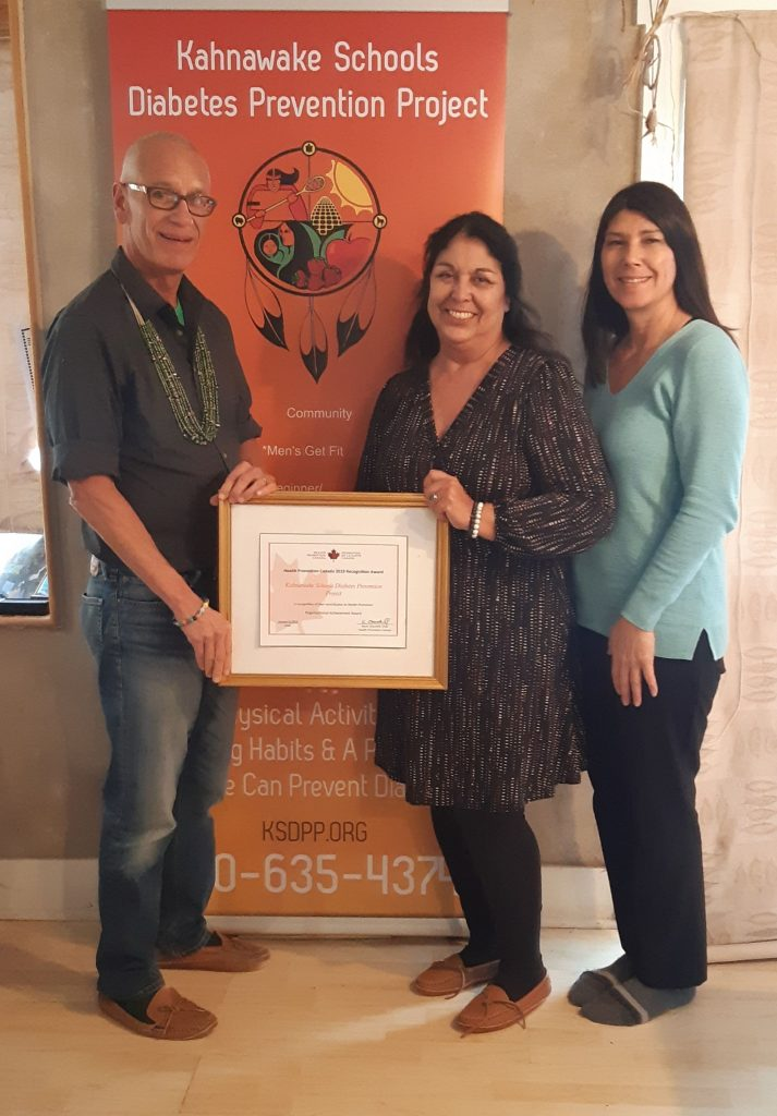Kahnawake Schools Diabetes Prevention Project