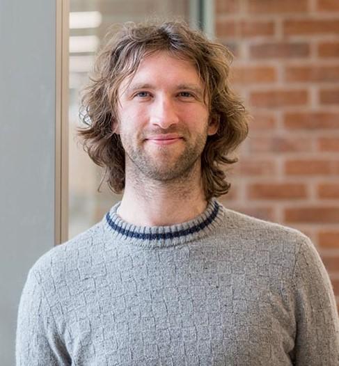 Gavin Weedon Ph.D