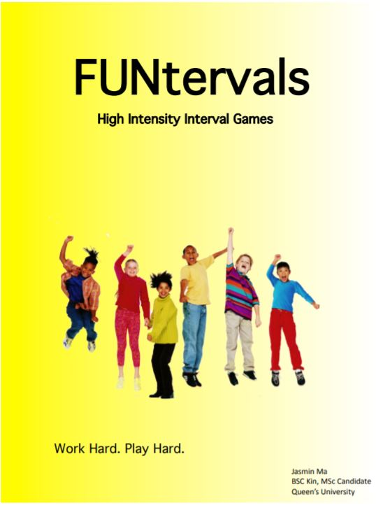Funtervals poster