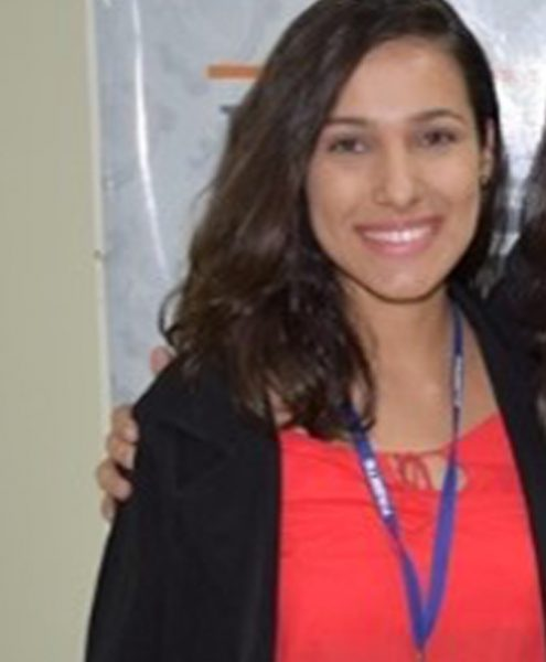 Eveline Menezes, MSc